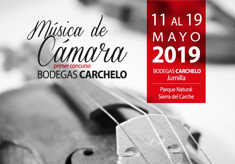 Concurso de música de cámara para jóvenes de bodegas carchelo