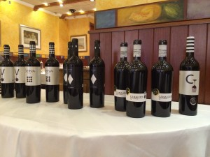 los vinos catados de Carchelo