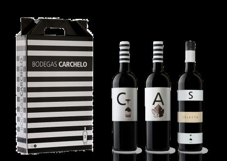 Pack Canalizo, Altico y Selecto