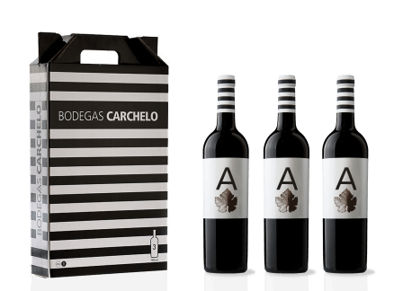 Pack Altico 3 botellas